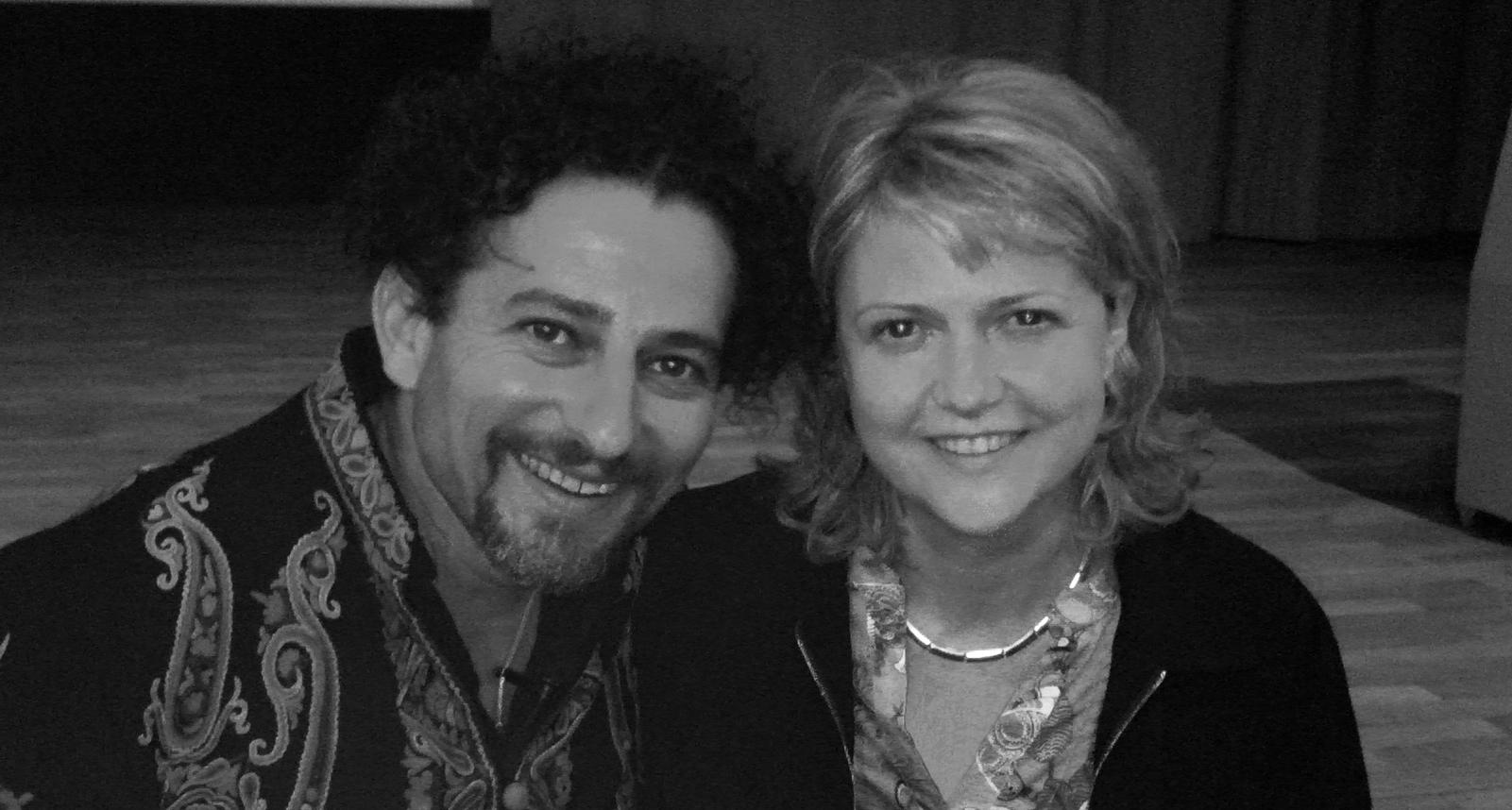 Von den Besten lernen: Ich beim David Wolfe Seminar in Hamburg